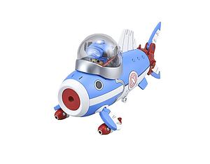 One Piece Model Kit: Chopper Robo No.3 Chopper Submarine