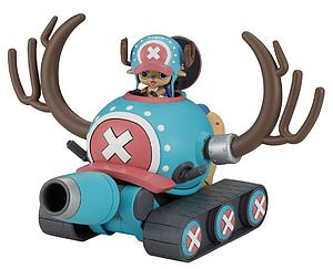 One Piece Model Kit: Chopper Robo No.1 Chopper Tank