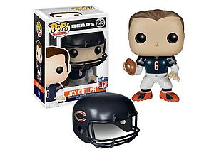 Pop! Football NFL Vinyl Figure Jay Cutler (Chicago Bears) #23 (Retired)
