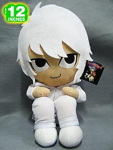 "Plush Toy Death Note 12"" Near"
