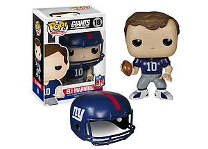 Pop! Football NFL Vinyl Figure Eli Manning (New York Giants) #18