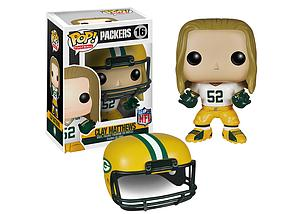 Pop! Football NFL Vinyl Figure Clay Matthews (Green Bay Packers) #16