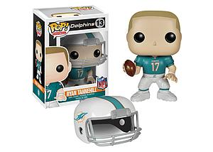 Pop! Football NFL Vinyl Figure Ryan Tannehill (Miami Dolphins) #14 (Retired)