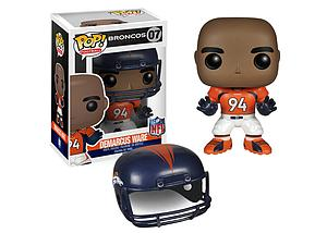 Pop! Football NFL Vinyl Figure Demarcus Ware (Denver Broncos) #07 (Retired)
