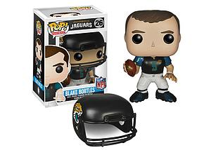 Pop! Football NFL Vinyl Figure Blake Bortles (Jacksonville Jaguars) #26 (Retired)