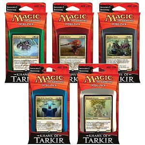 Magic the Gathering: Khans of Tarkir - Intro Deck