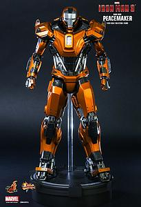 Iron Man 3 Movie 1/6 Scale Figure Iron Man Mark 36 Peacemaker Movie Masterpiece