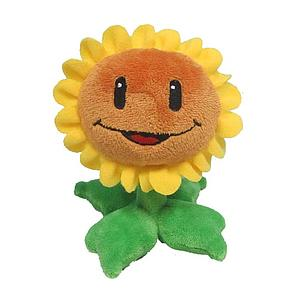 "Plants Vs Zombies Plush Sunflower (7"")"