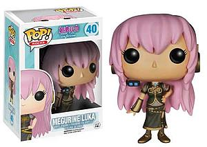 Pop! Rocks Vocaloid Vinyl Figure Megurine Luka #40 (Vaulted)