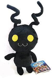 "Plush Toy Kingdom Hearts 10"" Chibi Heartless"