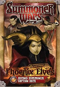 Summoner Wars: Phoenix Elves - Second Summoner