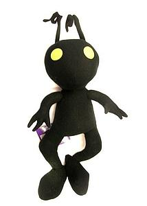 Plush Toy Kingdom Hearts 12 Inch Heartless