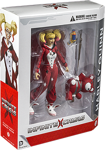 DC Collectibles Infinite Crisis 6 Inch: Harley Quinn (Pajama Party)
