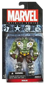 Marvel Universe 3 3/4 Inch Infinite Series: Hulk