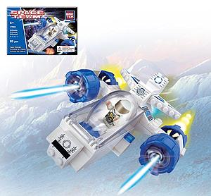 Brictek Space Team Set: Space Defender 4