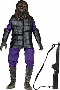 Planet of the Apes Classic Retro Clothed 8 Inch: Gorilla Soldier