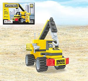 Brictek Construction Set: Small Crane