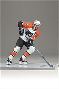 NHL Sportspicks Series 16 Simon Gagne (Philadelphia Flyers) White Jersey