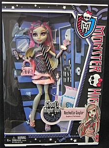Mattel Monster High Ghouls Night Out Doll: Rochelle Goyle
