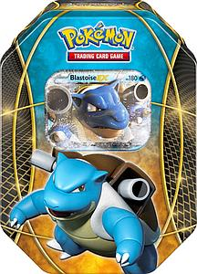 Pokemon Trading Card Game: Power Trio Tin Fall 2014 - Blastoise EX