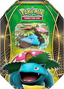 Pokemon Trading Card Game: Power Trio Tin Fall 2014 - Venusaur EX