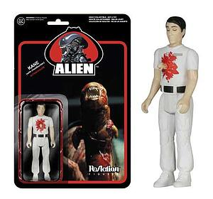 ReAction Figures Alien Movie Series Chestburster Kane (Vaulted)