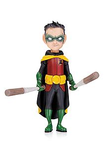 "Batman Li'l Gotham 4"" Mini Statue Figure - Robin"