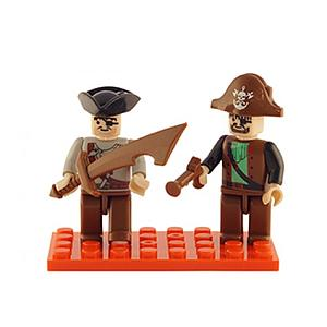 Brictek 2-Pack Set: Pirates