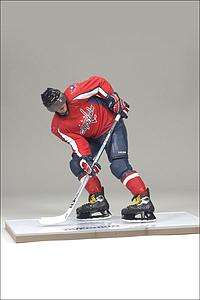 NHL Sportspicks Series 17 Alex Ovechkin (Washington Capitals) Red Jersey