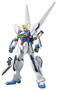 Gundam High Grade Build Fighters 1/144 Scale Model Kit: #003 Gundam X Maoh