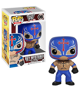 Pop! WWE Vinyl Figure Rey Mysterio #06 (Retired)
