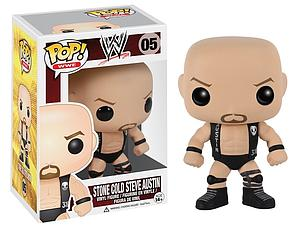 Pop! WWE Vinyl Figure Stone Cold Steve Austin #05 (Vaulted)