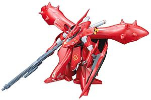 Gundam Reborn-One Hundred 1/100 Scale Model Kit: MSN-04II Nightingale