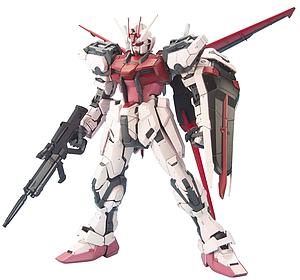 Gundam Perfect Grade 1/60 Scale Model Kit: Strike Rouge + Skygrasper