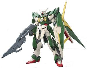 Gundam High Grade Build Fighters 1/144 Scale Model Kit: #017 Gundam Fenice Rinascita