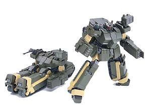 Gundam High Grade Universal Century 1/144 Scale Model Kit: #106 D-50C Loto Twin Set