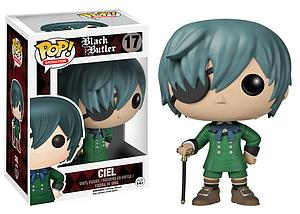 Pop! Animation Black Butler Vinyl Figure Ciel #17 (Retired)