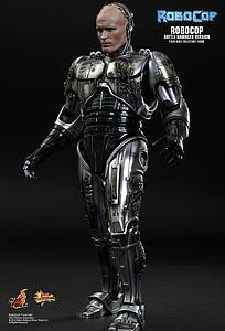 Robocop Battle Damaged