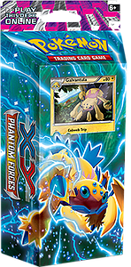 Pokemon Trading Card Game: XY Phantom Forces Starter Deck: Bolt Twister (Galvantula)