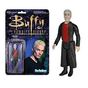 ReAction Figures Buffy the Vampire Slayer Series Spike