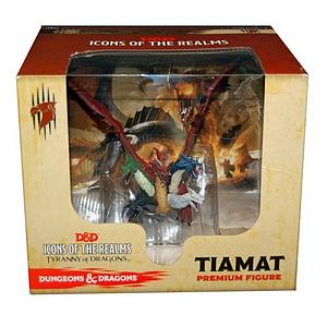 Dungeons & Dragons Icons of the Realms Premium Figure: Tiamat