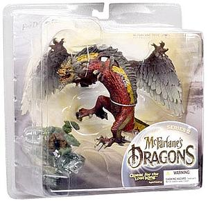 Dragons Series 2: Fire Clan Dragon 2