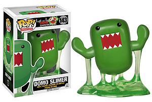 Pop! Movies Domo Ghostbusters Vinyl Figure Domo Slimer #143 (Vaulted)