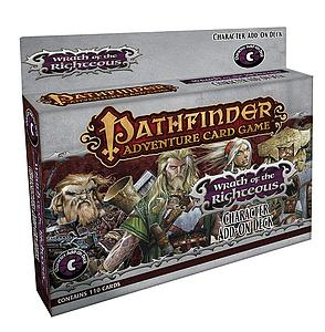 Pathfinder Adventure Card Game: Rise of the Runelords - Wrath of the Righteous Character Add-On Deck