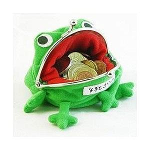 Naruto Plush Wallet Frog Coin Purse