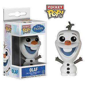 Pop! Pocket Vinyl Figure Frozen Olaf (Retired)