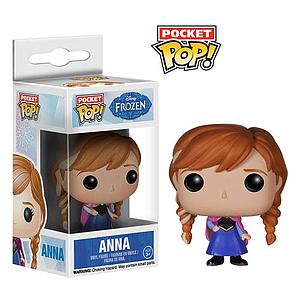 Pop! Pocket Vinyl Figure Frozen Anna (Vaulted)