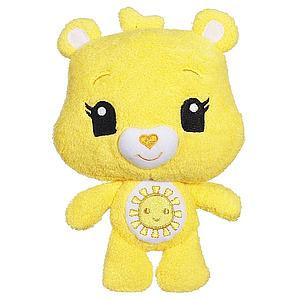 Care Bears Care-a-Lot Plush: Funshine Bear