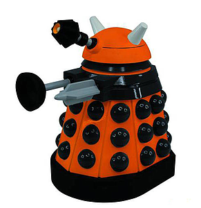 "Doctor Who 7"" Vinyl Figure: Scientist Dalek"