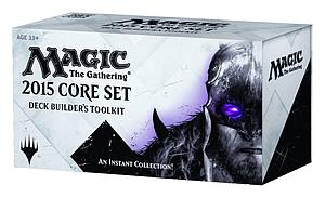 Magic the Gathering: 2015 Core Set - Deck Builder's Toolkit